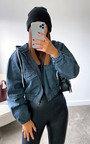 Khloe Oversized Jacket Thumbnail