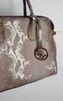 Khloe Snake Print Bag Thumbnail