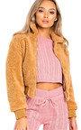 Kloe Teddy Bear Jacket Thumbnail