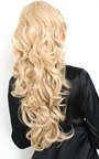 Kyla Long Curly Ponytail Hair Extensions  Thumbnail