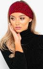Kyanna Leopard Headband Thumbnail