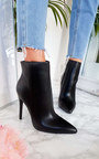 Lala Point Heeled Ankle Boots Thumbnail