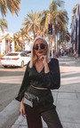 Lana Satin Wide Leg Co-ord Thumbnail