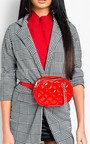 Laney Quilted Belt Bag Thumbnail