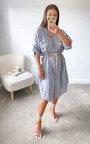 Lara Shirt Dress Thumbnail