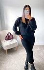Lauren Knitted Midi Skirt Thumbnail