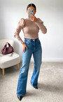 Lauren Puff Sleeve Jumper Thumbnail