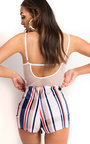 Layla Striped Shorts Thumbnail