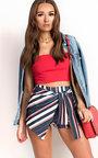 Layla Striped Shorts Thumbnail