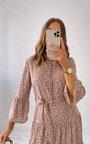 Lena Tiered Dress  Thumbnail