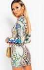 Libra Sequin Embellished Bodycon Dress Thumbnail