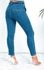 Lilla Tie Waist Skinny Jeans Thumbnail