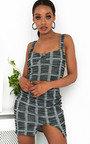 Lilla Tweed Crop Top & Skirt Co-Ord  Thumbnail