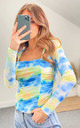 Lilly Tie Dye Top Thumbnail