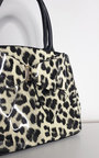 Lina Leopard Shoulder Bag Thumbnail