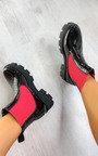 Lissy Mega Chunky Ankle Boots Thumbnail
