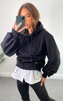 Lissy Ruched Jumper  Thumbnail
