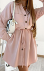 Lizzie Oversized Shirt Dress Thumbnail