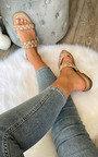 Lizzie Woven Braided Double Strap Sandal Thumbnail