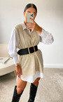 Lois Sleeveless Knitted Vest Thumbnail