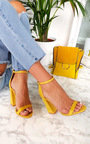 Lola Barely There Block Heels Thumbnail
