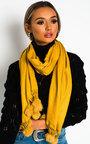 Lolla Pom Pom scarf Thumbnail