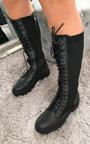 Lorna Lace Up Boots Thumbnail