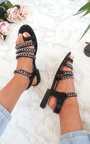 Lottie Chained Strappy Sandals Thumbnail