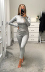 Lottie Long Sleeve Jumpsuit Thumbnail