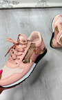 Louella Lace Up Trainers Thumbnail