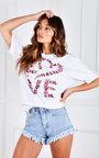 Louella Love Heart T-Shirt Thumbnail