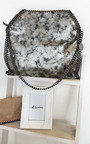 Louisa Metallic Handbag Thumbnail