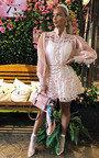 Louise Sheer Crochet Dress Thumbnail