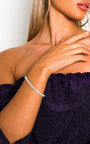 Love Diamante Bracelet  Thumbnail