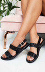 Luca Diamante Strappy Sandals Thumbnail