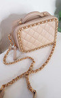 Lulu Chain Quilted Bag Thumbnail