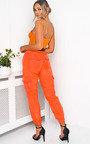 Lulu Neon Cargo Trousers  Thumbnail