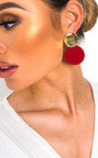 Lulu Statement Drop Earrings  Thumbnail