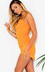 Lulu Sweetheart Mini Bodycon Dress Thumbnail