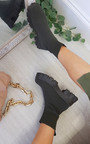 Lydia Chunky Sock Boots Thumbnail