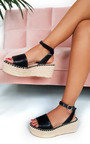 Maggie Flatform Sandals Thumbnail