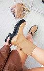 Malisha Chunky Mid Calf Boots Thumbnail