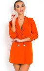 Margot Belt Blazer Dress Thumbnail