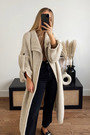 Margot Longline Knitted Cardigan Thumbnail