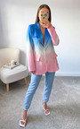 Martha Ombre Blazer Jacket Thumbnail