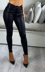 Matilda Coated Skinny Jeans Thumbnail