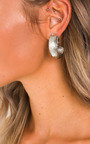 Maura Statement Clip On Earrings  Thumbnail