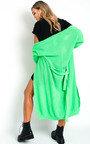 Mav Longline Knitted Cardigan Thumbnail