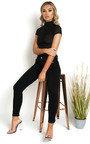 Mayaa Ribbed Bodysuit Thumbnail