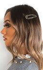 Mia Diamante Oversized Hair Clip Thumbnail